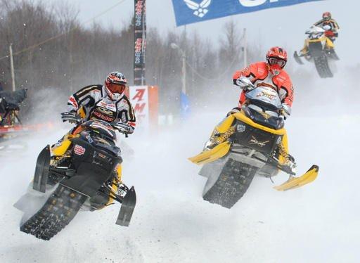 Le Grand Prix Ski-Doo de Valcourt annonce qu'il s'associe à la compagnie FOX à ... (Archives La Tribune)