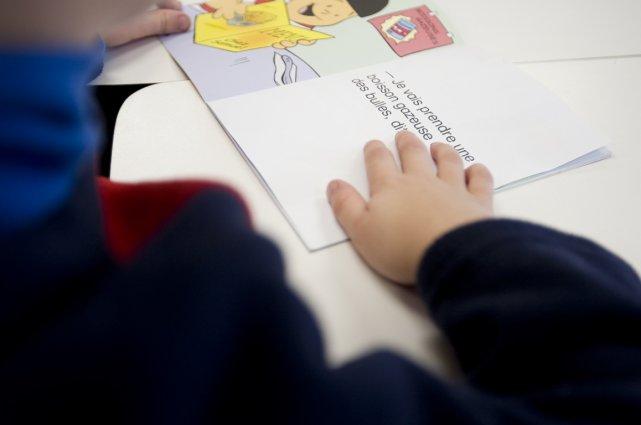 Autre élément qui ressort de l'étude: les enfants... (Photo Ivanoh Demers, archives La Presse)