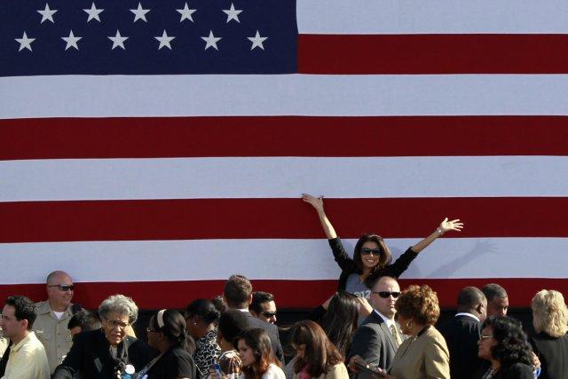 L'actrice Eva Longoria a été choisie pour coprésider le comité de la cérémonie... (Photo: Reuters)