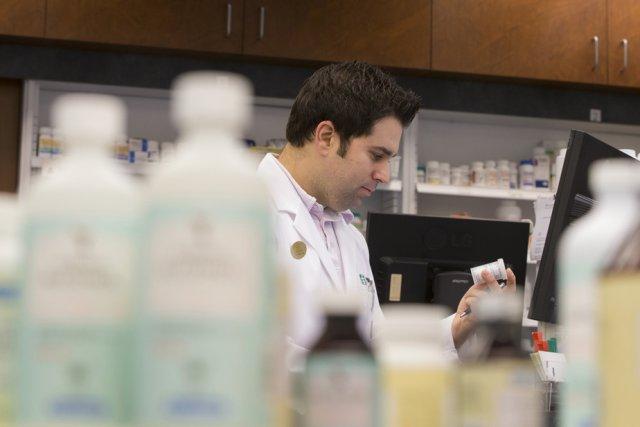 Avant d'obtenir ces nouvelles responsabilités, environ 6000 pharmaciens... (Photo: La Presse)
