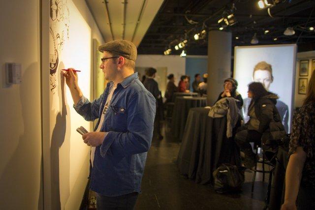L'exposition-événement Montréal Créative débute aujourd'hui à la Place des Arts... (Photo: André Pichette, La Presse)