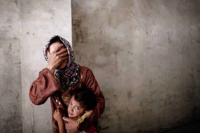 Si les attaques sont véritablement l'oeuvre des rebelles,«il... (PHOTO SAM TARLING, ARCHIVES AFP)