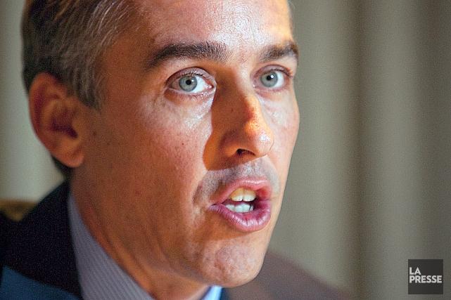 Le ministre des Finances et de l'Économie, Nicolas... (Photothèque Le Soleil)
