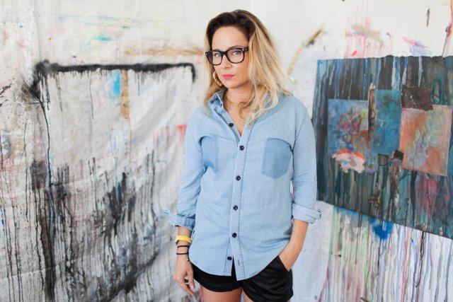 La designer Renata Morales... (Photo Édouard Plante-Fréchette, La Presse)