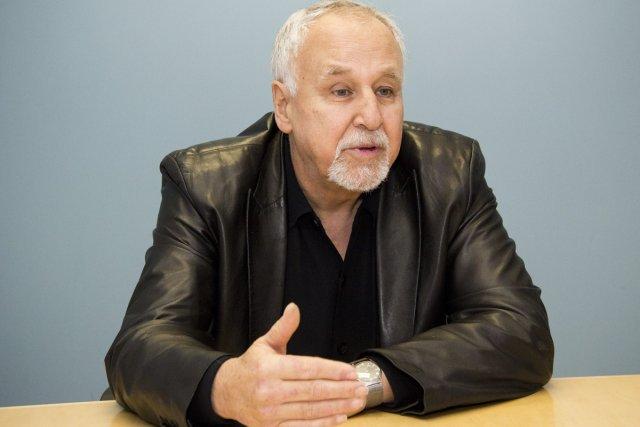 Le président de la SODEC, François Macerola... (Photo: Ninon Pednault, La Presse)