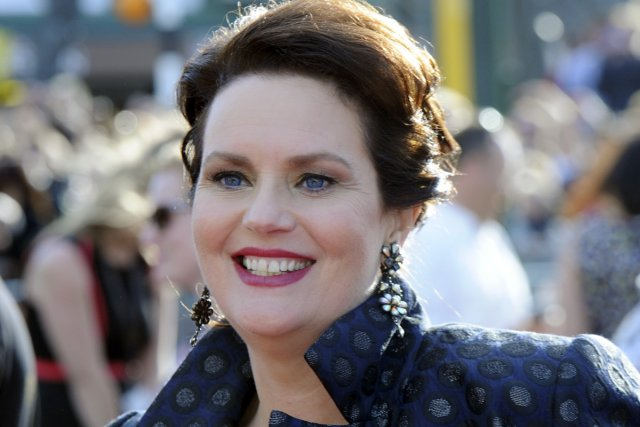 La coscénariste de The Hobbit, Philippa Boyens.... (Photo: AP)