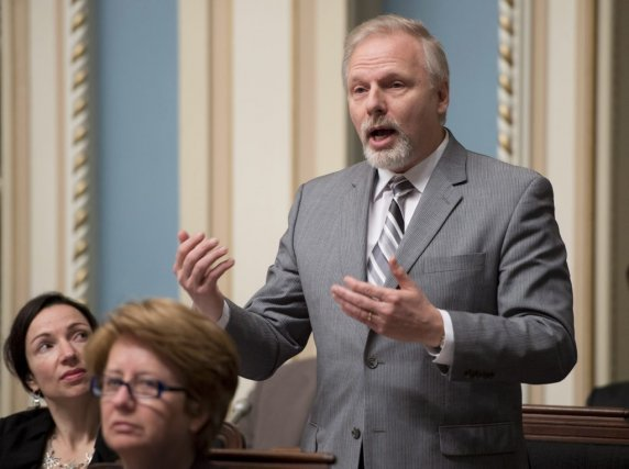 Jean Francois Lisée... (Photo La Presse Canadienne)