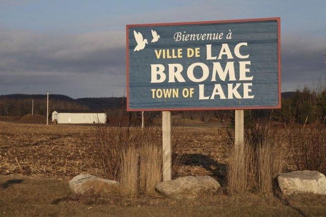 Lac-Brome, tout comme Sutton, fait partie de la... (photo Alain Dion)