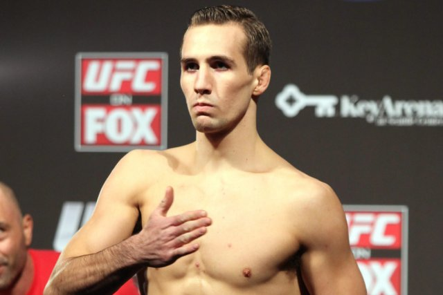Rory MacDonald pourra prendre sa revanche contre Carlos... (Photo AP)