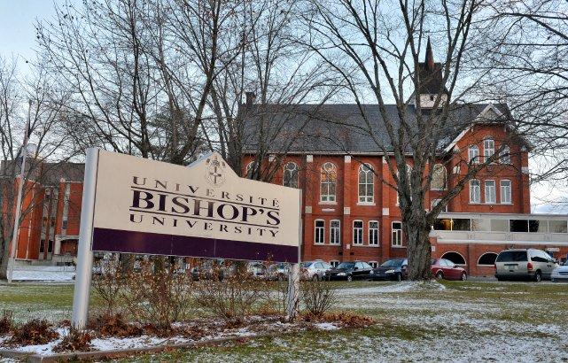 Alors qu'elle a adopté un premier budget équilibré en sept ans, Bishop's... (Imacom, Jessica Garneau)