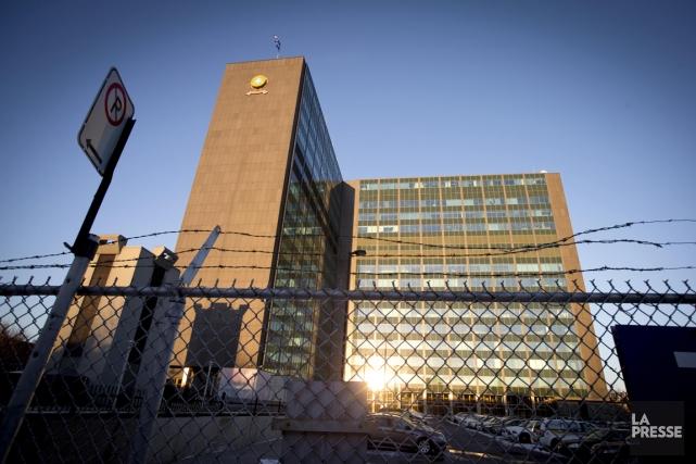Le quartier général de la Sûreté du Québec.... (Photo Alain Roberge, archives La Presse)