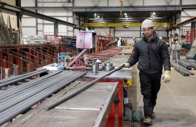 Une entreprise sherbrookoise participera à la construction du futur... (Imacom, Jessica Garneau)