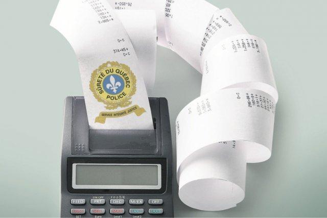 Pour plusieurs municipalités de la région, la facture... (Montage infographique Le Soleil)
