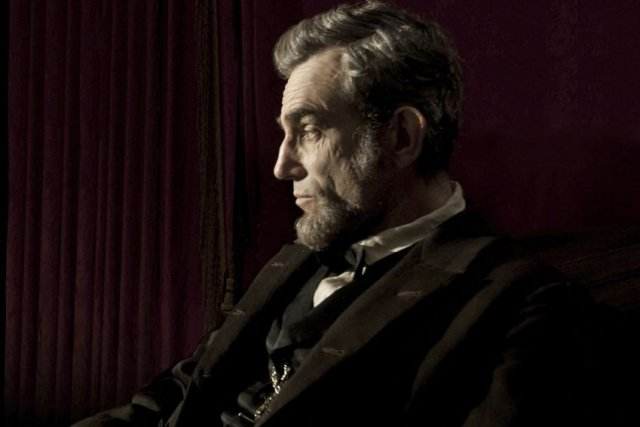 Daniel Day-Lewis incarne Abraham Lincoln dans Lincoln de... (Photo: 20th Century Fox)