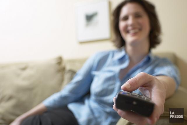 La sédentarité est presque aussi dangereuse que le tabagisme, préviennent des... (PHOTO ARCHIVES LA PRESSE)