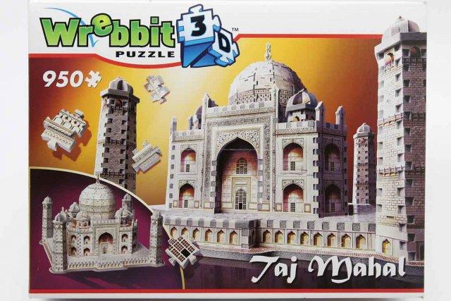 Le casse-tête Taj Mahal de Wrebbit... (Le Soleil, Jocelyn Bernier)