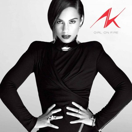 R&B/Soul, Girl on Fire, d'Alicia Keys...