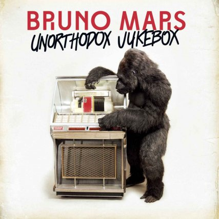 Pop, Unorthodox Jukebok, de Bruno Mars...