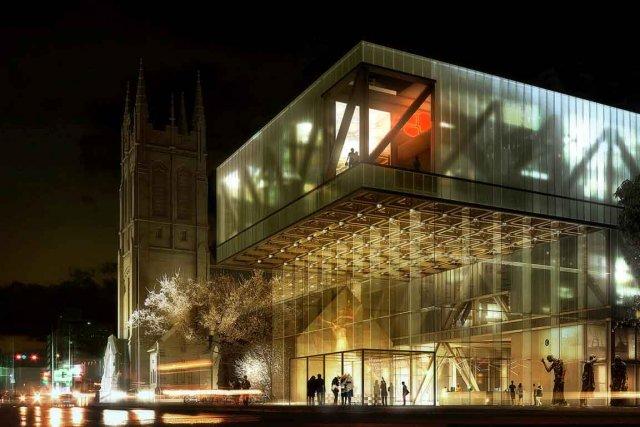 Le Musée national des beaux-arts compte faire le... (Image fournie par le MNBAQ)