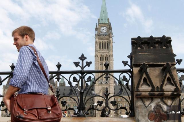 Santé Canada confirme avoir observé une hausse marquée... (Photo Martin Roy, archives LeDroit)