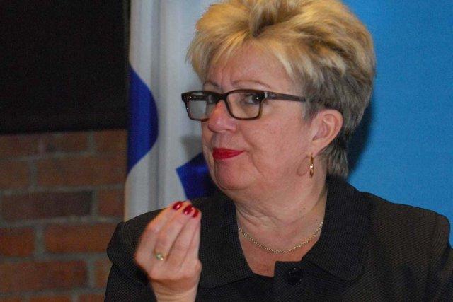 La ministre de l'immigration et des Communautés culturelles,... (Photo: Sylvain Mayer)