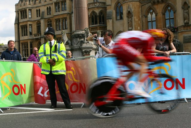Le Tour de France partira d'Angleterre pour la... (Photo: archives Bloomberg News)