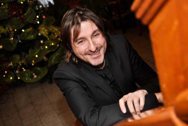 Érik Tessier, réalisateur du film Pee-Wee 3D.... (Photo: Émilie O'Connor)