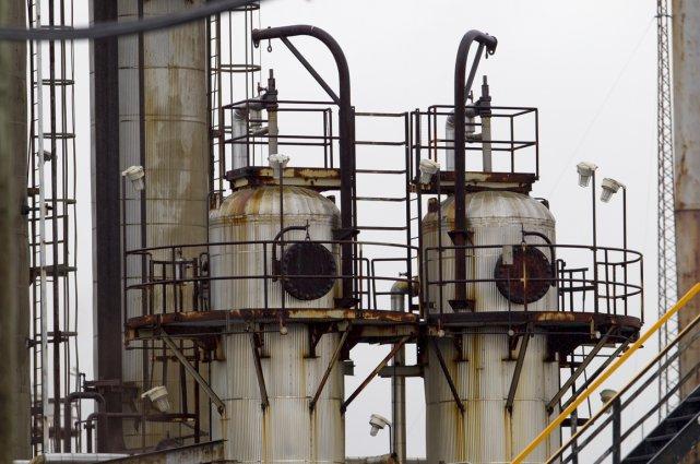 Paysage industriel de Montréal-Est.... (Photo Alain Roberge, La Presse)