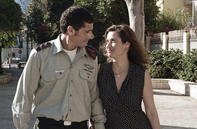 Pascal Elbé et Emmanuelle Devos dans le nouveau... (Photo fournie par Films Séville)