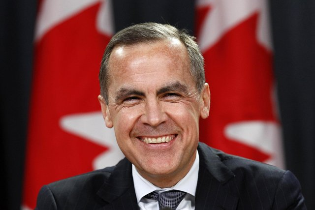 Mark Carney... (Photo: Reuters)