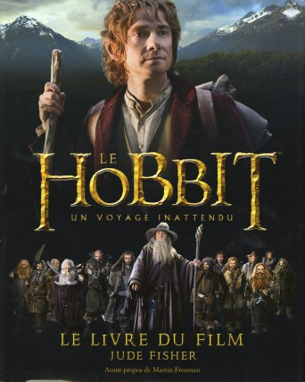 Le Hobbit. Un voyage inattendu. Le livre du... (PHOTO FOURNIE PAR WARNER BROS)