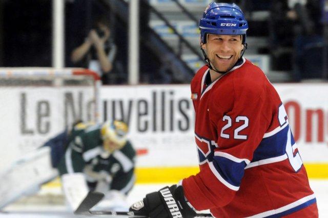 Comme d'autres anciens joueurs du Canadien, Steve Bégin... (Photo: François Gervais)