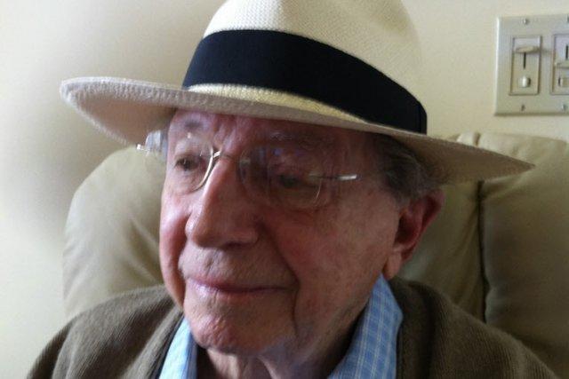 Antoine Turmel, cofondateur de Provigo, est décédé le... (Photo fournie par la famille Turmel)