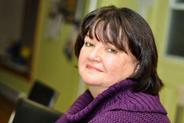 Chantal Brisson est coordonnatrice au Centre d'action bénévole... (Photo: Émilie O'Connor)