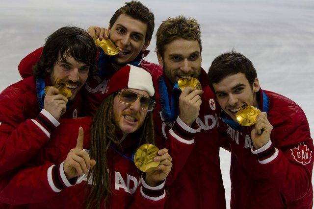 Faute de financement, l'actuelle «génération dorée» de champions... (Photo: André Pichette, La Presse)