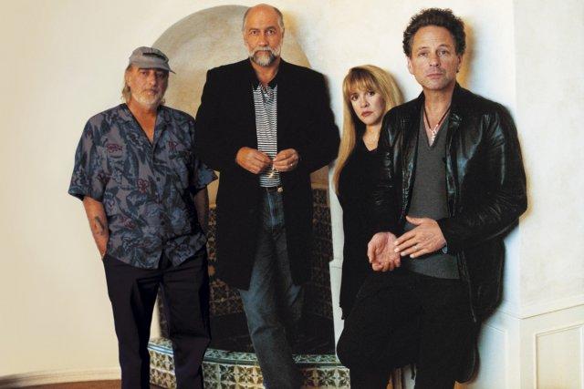 Fleetwood Mac en 2009... (Photo: fournie par le groupe)