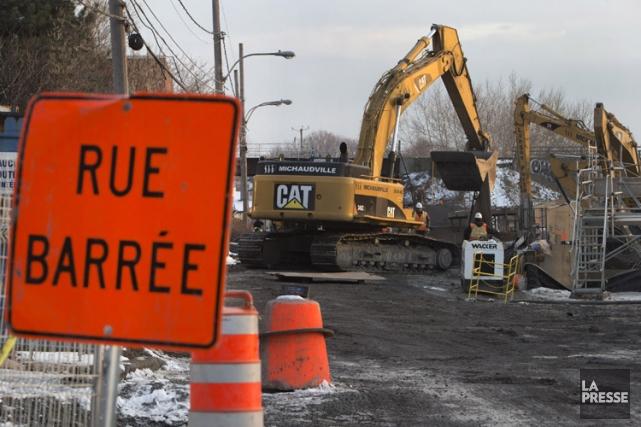 Un rapport établissait clairement dès 2004 que Montréal... (Photo: Robert Skinner, La Presse)