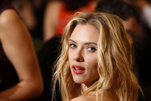 Scarlett Johansson... (Photo: Reuters)