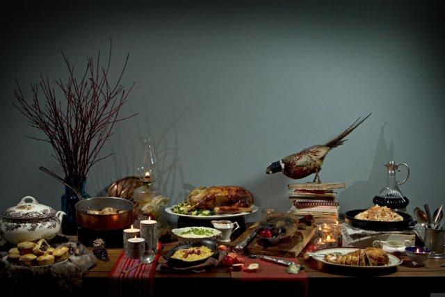 Les repas en famille donnent forcément le goût de nous rapprocher de nos... (Photo Martin Chamberland, La Presse)