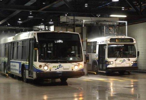 Le Réseau de transport de la Capitale (RTC)... (Photothèque Le Soleil, Steve Deschênes)