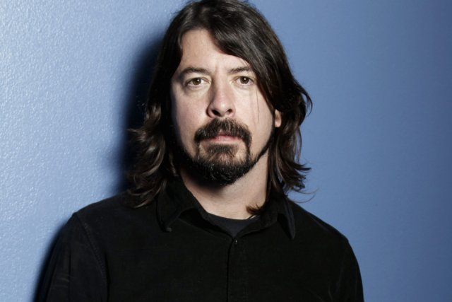 Dave Grohl... (Photo: AP)