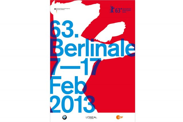 L'affiche de la Berlinale 2013... (Photo: AFP)