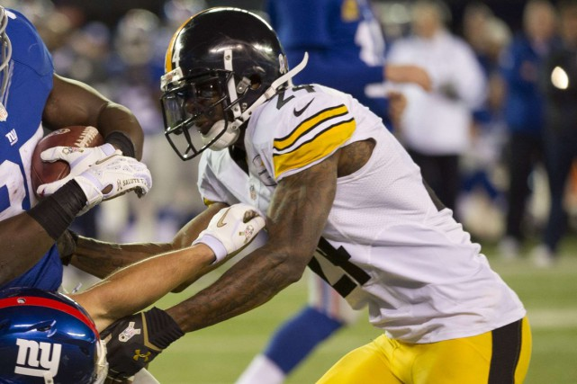 Ike Taylor... (Photo archives Reuters)