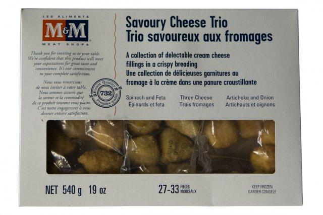 Cette semaine, l'aliment sous la loupe est le trio savoureux aux fromages des... (Photo Ivanoh Demers, La Presse)