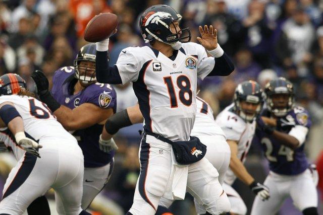 Auteurs d'une victoire convaincante contre les Ravens dimanche... (Photo: Reuters)