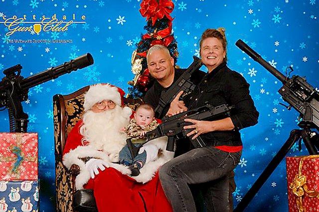 Le Scottsdale Gun Club offre chaque année sa...