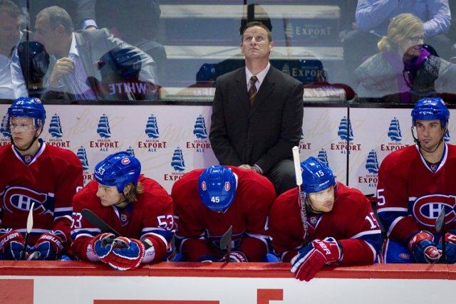 Le Canadien est devenu une équipe terne en... (Photo: André Pichette, La Presse)