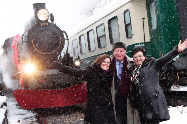 La Compagnie du chemin de fer de l'Outaouais... (Étienne Ranger, LeDroit)