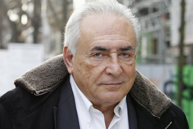 Dominique Strauss-Kahn, 63 ans, affirme qu'il ignorait que... (PHOTO JACQUES BRINON, ARCHIVES AP)