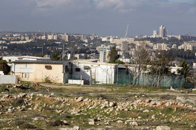 Quelque 2610 nouveaux logements pourront être construits dans... (PHOTO MENAHEM KAHANA, AFP)